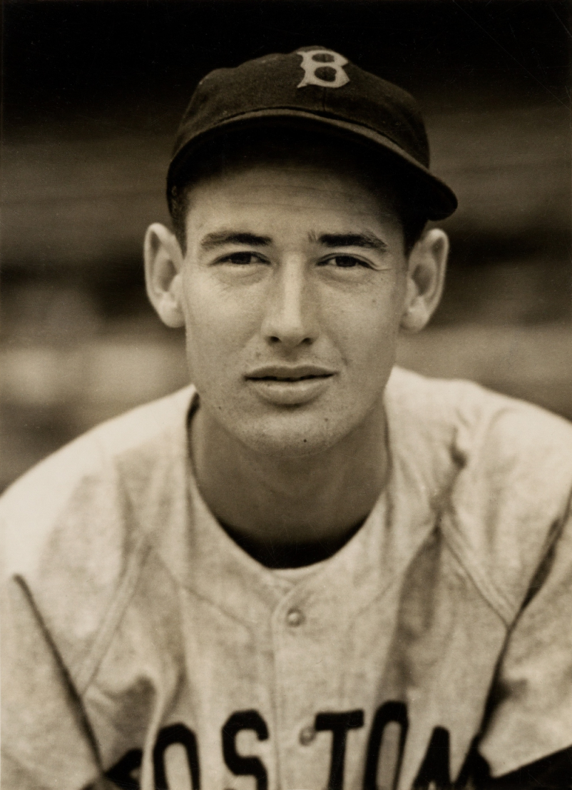 The Story of Ted Williams Hitting his First Homer in 1939