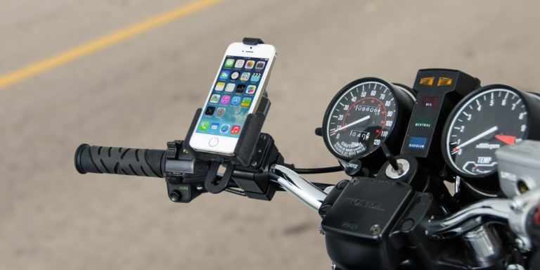 6 Things Every Adventure Freak Biker Must Have phone