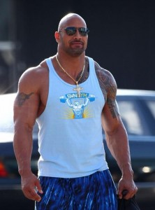 Understanding the Before and After Effects of HGH dwayne johnson