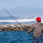 How is fishing good for your health?