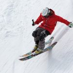 Top 10 health benefits of skiing
