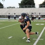 How to practice American football training?